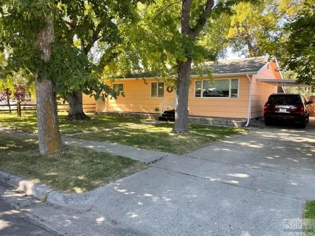 312 Van Bramer Drive, Billings, MT 59102 (MLS #322854) :: MK Realty
