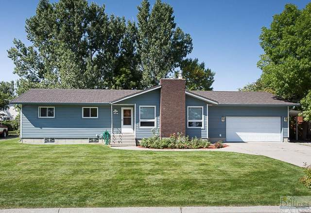 1250 Hardrock Lane, Billings, MT 59105 (MLS #322861) :: Search Billings Real Estate Group