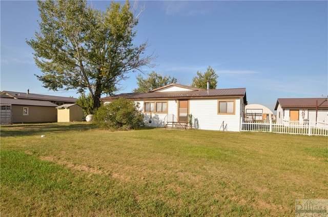 6832 Shepherd Road, Shepherd, MT 59079 (MLS #322871) :: MK Realty