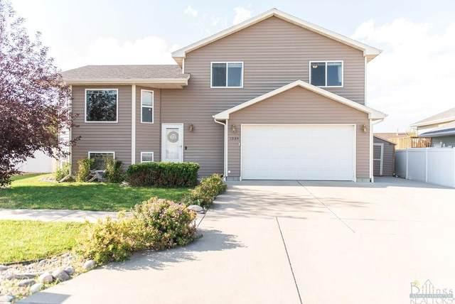 1339 Sierra Granda Blvd, Billings, MT 59105 (MLS #322877) :: Search Billings Real Estate Group