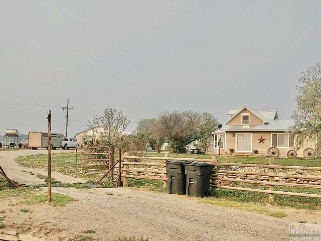 637 Melstone-Custer Road, Melstone, MT 59054 (MLS #322884) :: Search Billings Real Estate Group