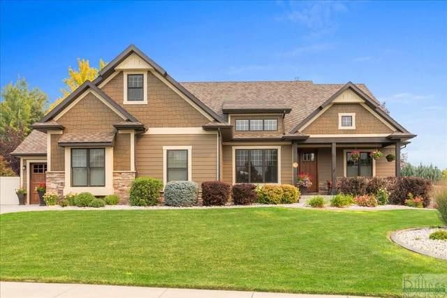 4337 Rangeview Dr, Billings, MT 59106 (MLS #322891) :: Search Billings Real Estate Group