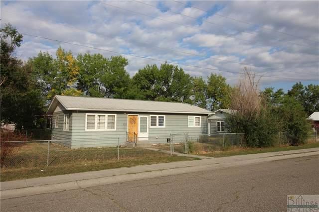 128 S Miles Avenue, Hardin, MT 59034 (MLS #322898) :: Search Billings Real Estate Group