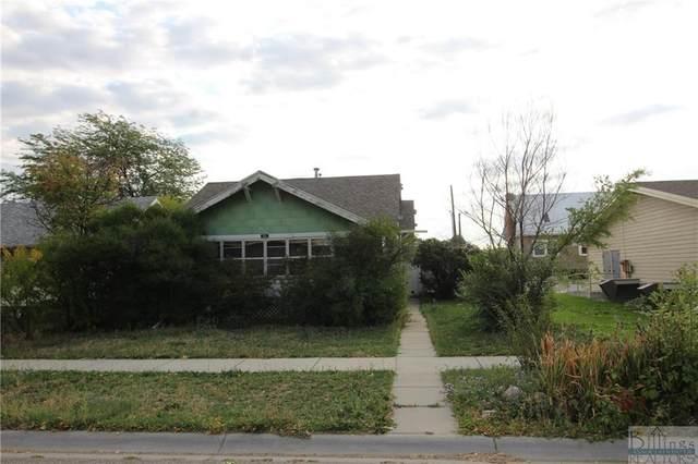 311 N Crawford Avenue, Hardin, MT 59034 (MLS #322899) :: Search Billings Real Estate Group