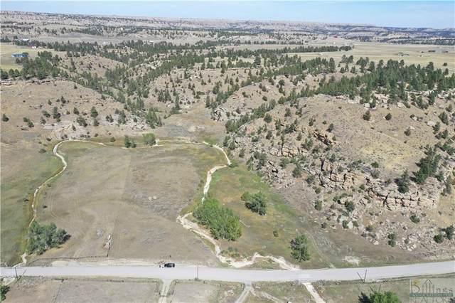 13201 Canyon Creek Road, Billings, MT 59044 (MLS #322901) :: Search Billings Real Estate Group