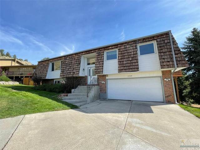 3209 Nolana Drive, Billings, MT 59102 (MLS #322907) :: MK Realty