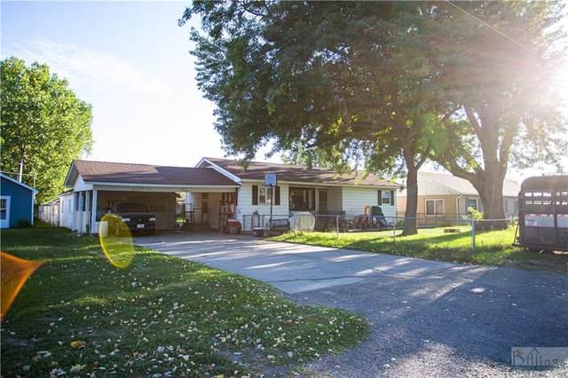 3432 King Ave East, Billings, MT 59101 (MLS #322913) :: Search Billings Real Estate Group