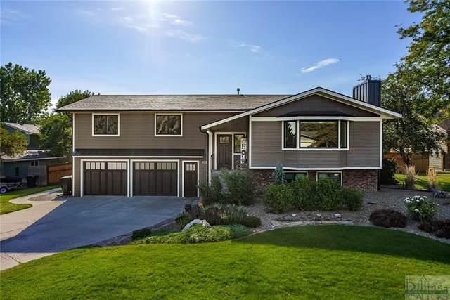 1015 Toole Circle, Billings, MT 59105 (MLS #322914) :: Search Billings Real Estate Group