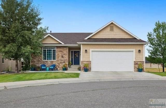 3442 Castle Pines Drive, Billings, MT 59101 (MLS #322916) :: MK Realty
