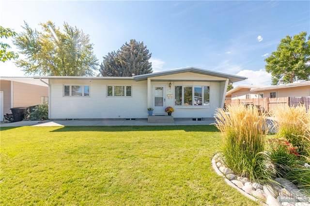 204 30th Street W, Billings, MT 59102 (MLS #322918) :: Search Billings Real Estate Group