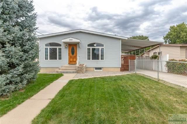 1219 Harney Drive, Billings, MT 59101 (MLS #322925) :: Search Billings Real Estate Group