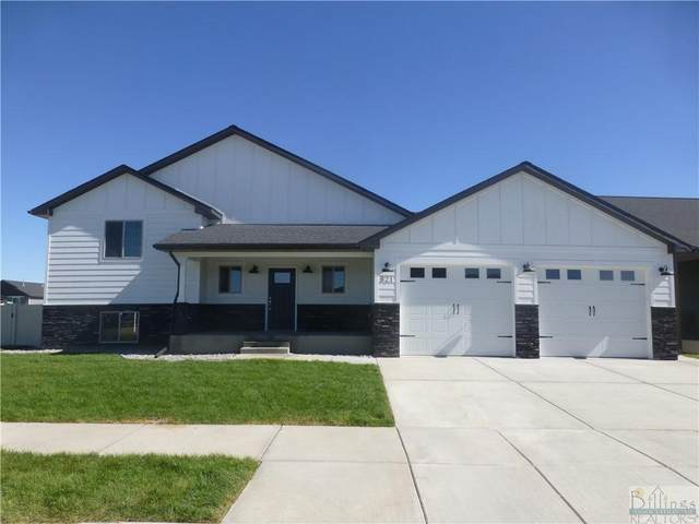 821 Grouse Berry St, Billings, MT 59106 (MLS #322934) :: Search Billings Real Estate Group