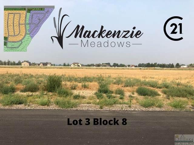 Lot 3 Block 8 Micks Street, Billings, MT 59106 (MLS #322940) :: Search Billings Real Estate Group