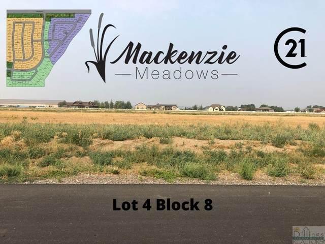 Lot 4 Block 8 Micks Street, Billings, MT 59106 (MLS #322941) :: Search Billings Real Estate Group