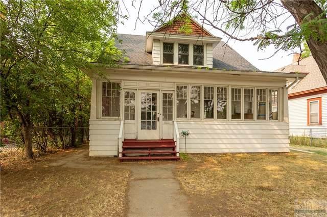 215 Broadwater Ave, Billings, MT 59101 (MLS #322959) :: MK Realty