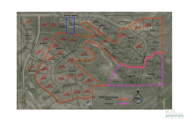 LOT 6 BLOCK 8 Central Avenue, Billings, MT 59106 (MLS #323031) :: The Ashley Delp Team