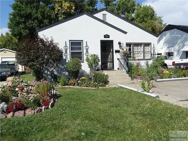 833 Broadwater Avenue, Billings, MT 59102 (MLS #323077) :: MK Realty