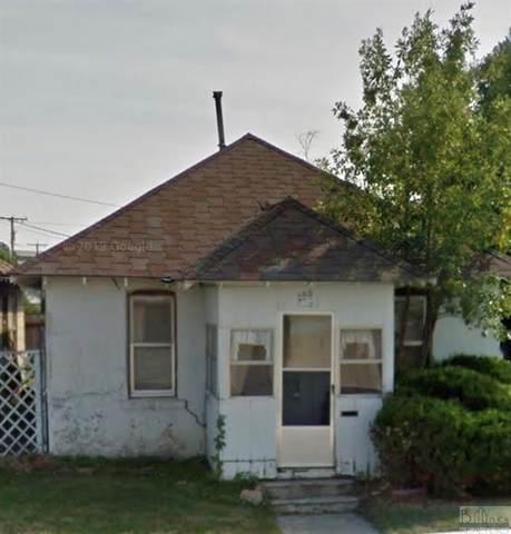 320 W 2nd Street, Hardin, MT 59034 (MLS #323099) :: The Ashley Delp Team