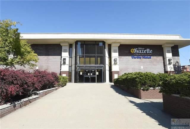 401 N 28th St, Billings, MT 59101 (MLS #323128) :: Search Billings Real Estate Group
