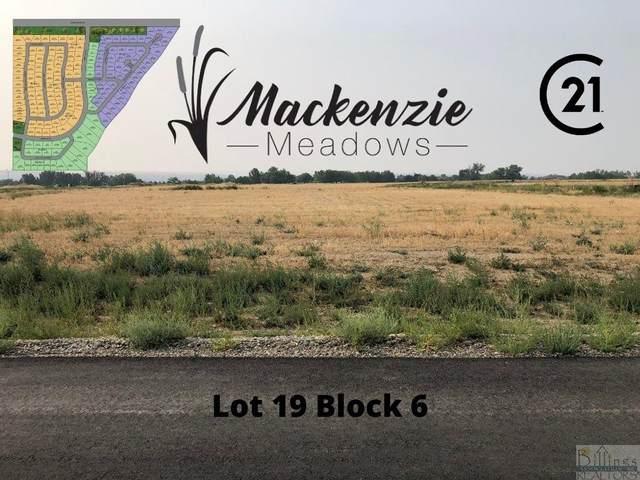 Lot 19 Block 6 Micks Street, Billings, MT 59106 (MLS #323166) :: The Ashley Delp Team