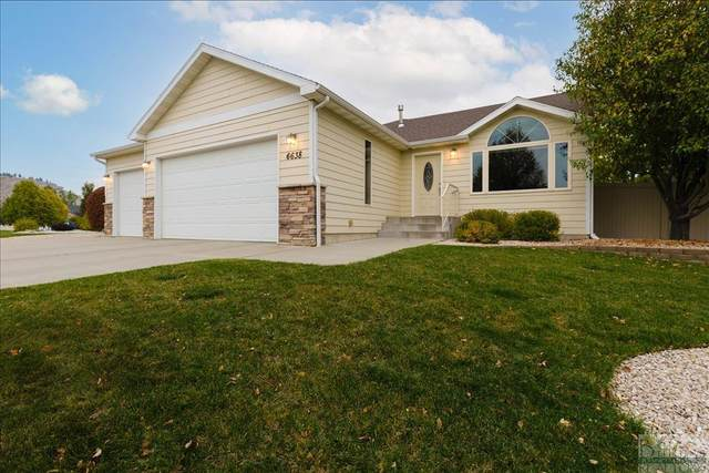 6638 Cove Creek Drive, Billings, MT 59106 (MLS #323219) :: MK Realty