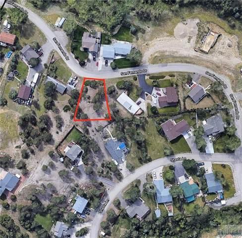 TBD San Fernando Drive, Billings, MT 59101 (MLS #323253) :: MK Realty