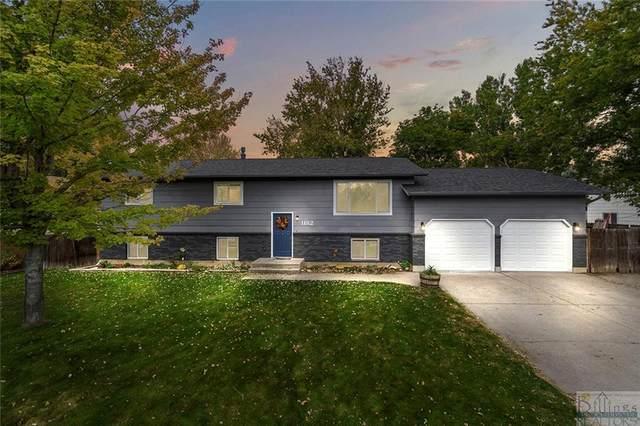 1182 Patriot Street, Billings, MT 59105 (MLS #323256) :: MK Realty