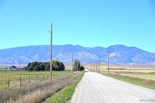 117 Acres Grove Creek Road, Belfry, MT 59008 (MLS #323270) :: MK Realty