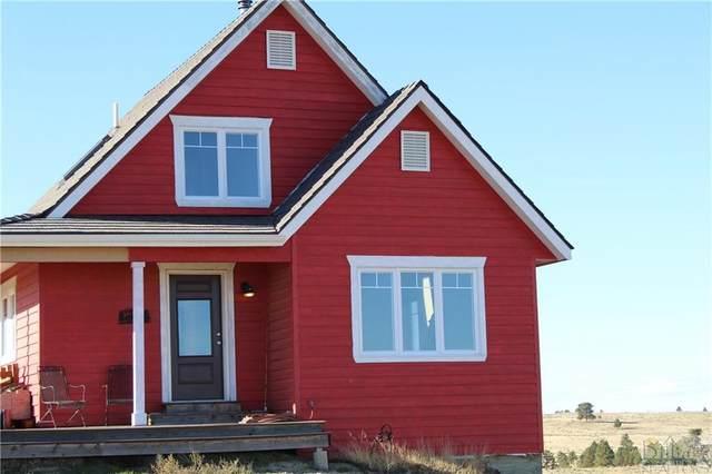 6720 Pleasant Hollow Trail, Shepherd, MT 59079 (MLS #323281) :: Search Billings Real Estate Group