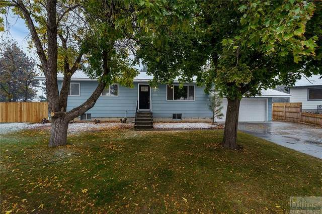 371 Aronson Place, Billings, MT 59105 (MLS #323288) :: MK Realty