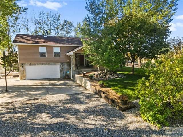 194 Whitehorse Ranch Road, Laurel, MT 59044 (MLS #323292) :: Search Billings Real Estate Group