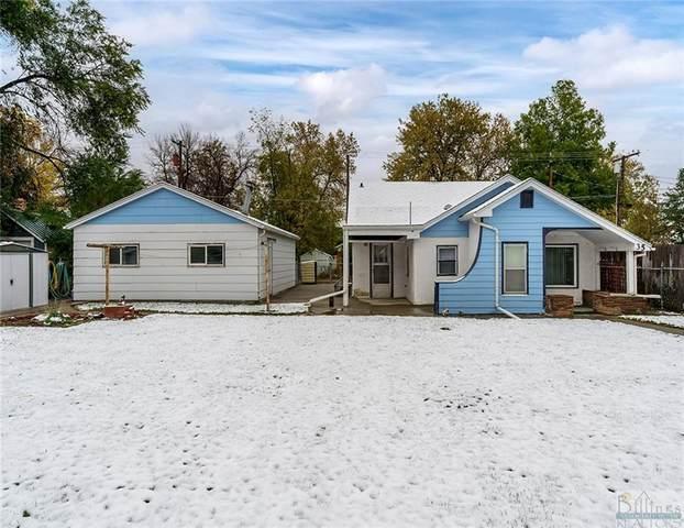 35 Jackson St, Billings, MT 59101 (MLS #323301) :: Search Billings Real Estate Group