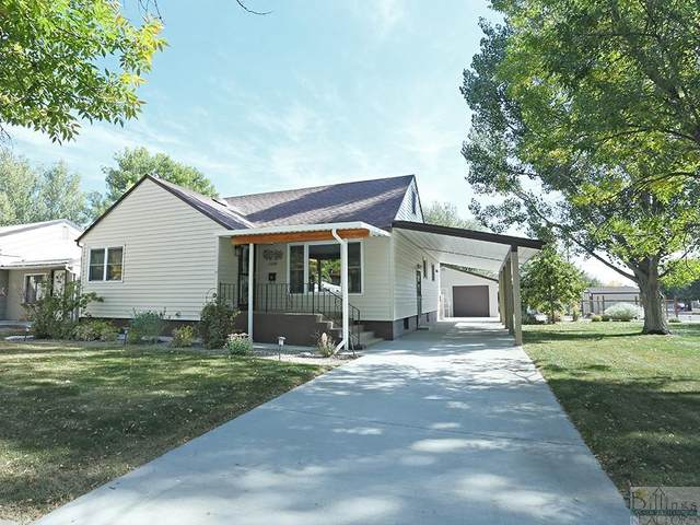 1108 2nd St W, Roundup, MT 59072 (MLS #323318) :: The Ashley Delp Team
