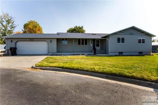 713 Beartooth Circle, Laurel, MT 59044 (MLS #323329) :: MK Realty