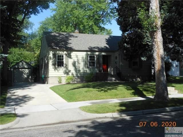2316 Pine Street, Billings, MT 59101 (MLS #323342) :: Search Billings Real Estate Group