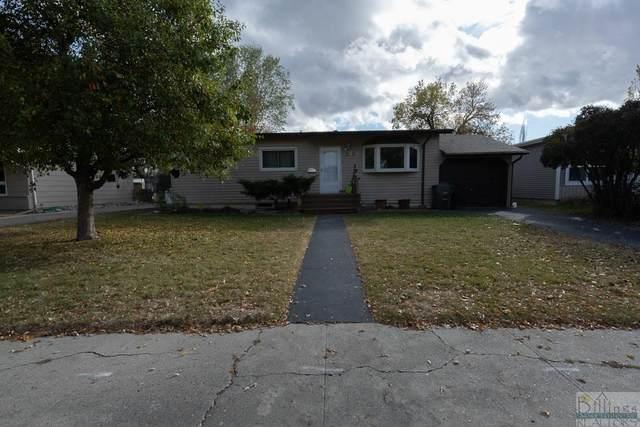 2640 Burlington, Billings, MT 59102 (MLS #323343) :: MK Realty
