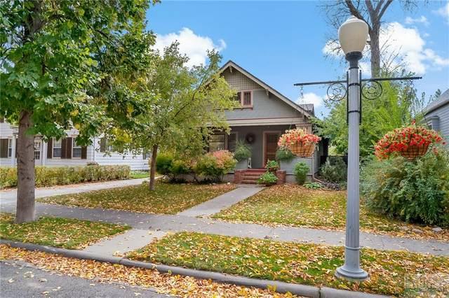 128 Clark Ave, Billings, MT 59101 (MLS #323345) :: MK Realty