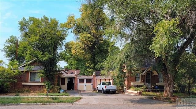 3707 4th S, Billings, MT 59101 (MLS #323352) :: Search Billings Real Estate Group