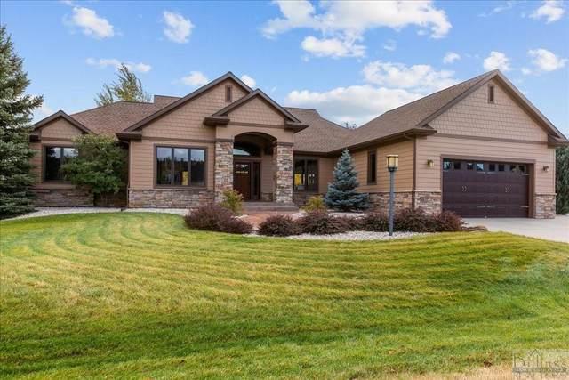6020 Ironwood, Billings, MT 59106 (MLS #323357) :: MK Realty