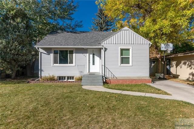 541 Avenue F, Billings, MT 59102 (MLS #323380) :: MK Realty