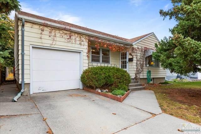 941 Princeton Ave, Billings, MT 59102 (MLS #323387) :: Search Billings Real Estate Group