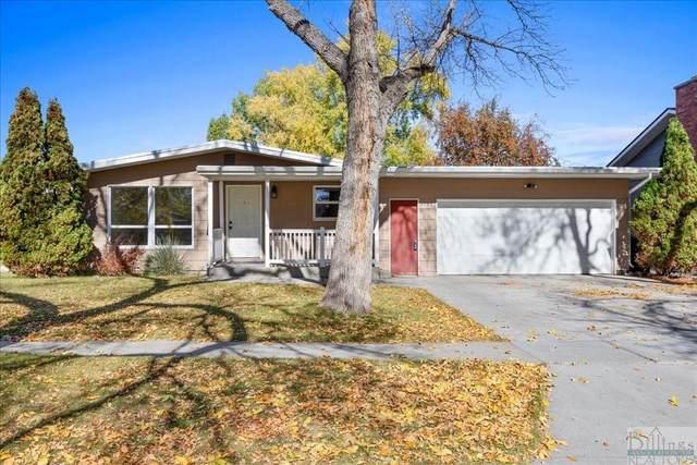 1135 Clark Ave, Billings, MT 59102 (MLS #323388) :: MK Realty