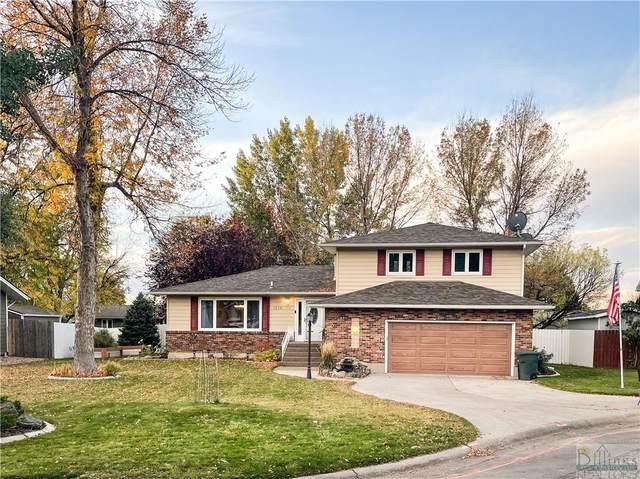 3234 Parkhill Drive, Billings, MT 59102 (MLS #323395) :: Search Billings Real Estate Group