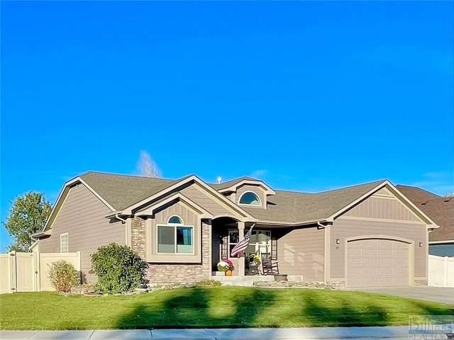 97 Legends Way, Billings, MT 59106 (MLS #323405) :: Search Billings Real Estate Group