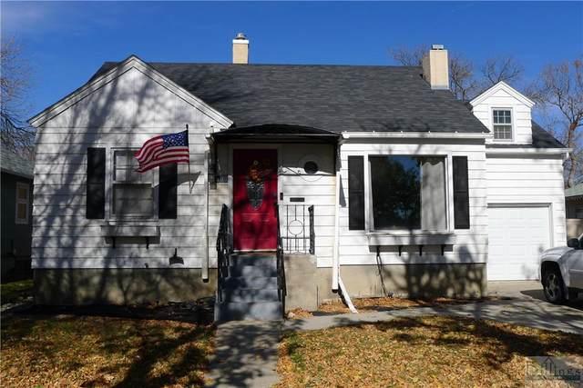 305 E 4th, Laurel, MT 59044 (MLS #323410) :: Search Billings Real Estate Group