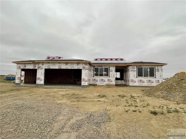 4632 Sun Basin, Billings, MT 59106 (MLS #323414) :: Search Billings Real Estate Group