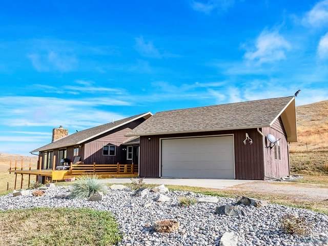 1170 Highway 78, Red Lodge, MT 59068 (MLS #323441) :: MK Realty