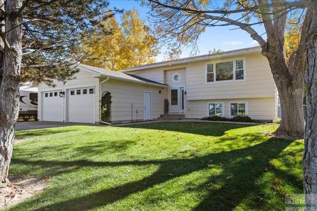 4920 Hazelnut Avenue, Billings, MT 59106 (MLS #323473) :: MK Realty