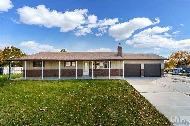2405 Interlachen Drive, Billings, MT 59105 (MLS #323474) :: MK Realty