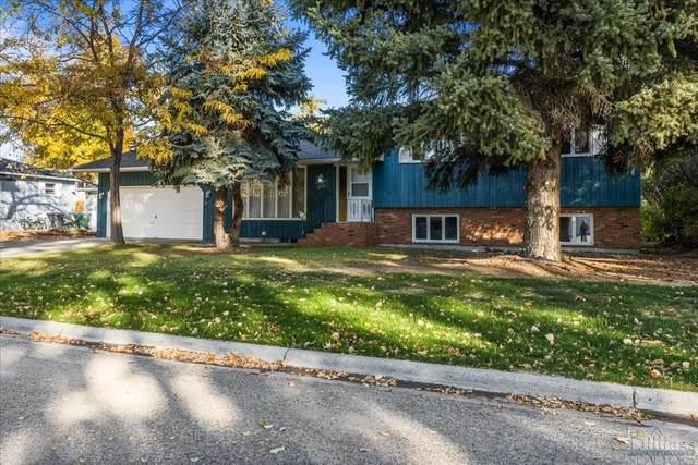 939 Mossman Drive, Billings, MT 59105 (MLS #323477) :: MK Realty